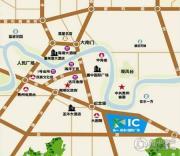 保利国际广场交通图