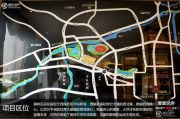 奥林匹克花园交通图