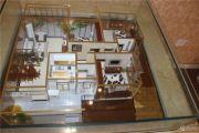 富力城英伦庄园3室2厅2卫102平方米户型图