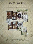 锦绣山河五期5室2厅5卫0平方米户型图
