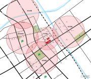 豪德商务广场交通图
