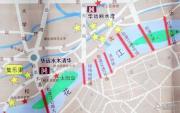 华远龙湾交通图