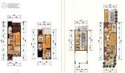 美景园3室2厅2卫162平方米户型图