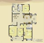 宏博锦园 高层0室0厅0卫136平方米户型图