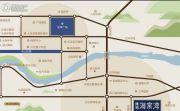 绿地海棠湾交通图