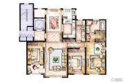 华润佘山九里4室2厅2卫0平方米户型图