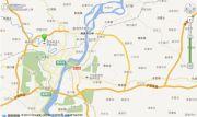 金鸿城三期归谷交通图