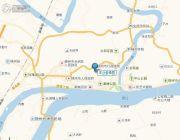丰业香樟园交通图