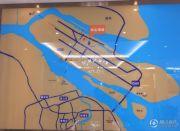 悦岛观湖交通图
