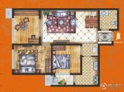 腾业・国王镇3室2厅1卫0平方米户型图