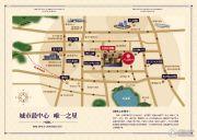 华宇・城市之星交通图
