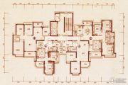 恒大雅苑89--134平方米户型图