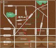 阳基御龙山家园交通图