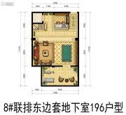 中梁翡翠滨江0平方米户型图