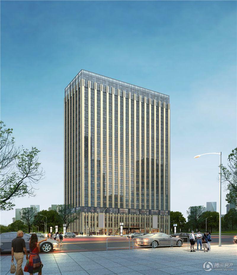 新世界丰盛商务大厦效果图