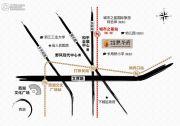 朗诗熙华府交通图