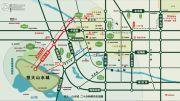 郑州恒大山水城交通图