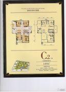 紫金城4室2厅2卫149平方米户型图