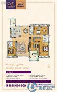 平顶山碧桂园5室2厅3卫252平方米户型图