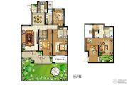 中电颐和府邸6室2厅3卫193平方米户型图