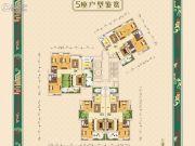 城建・世纪湾104--140平方米户型图