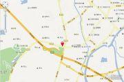 蓬江玉圭园交通图