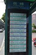 香开新城交通图