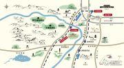 北京恒大京南半岛交通图