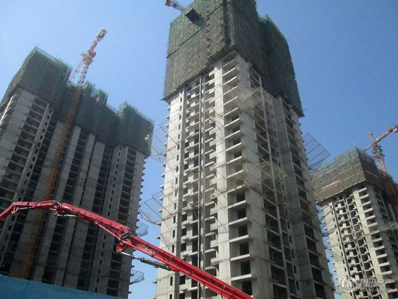 2014.9.4永邦天汇工程进度