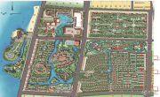 威尼斯水景城规划图