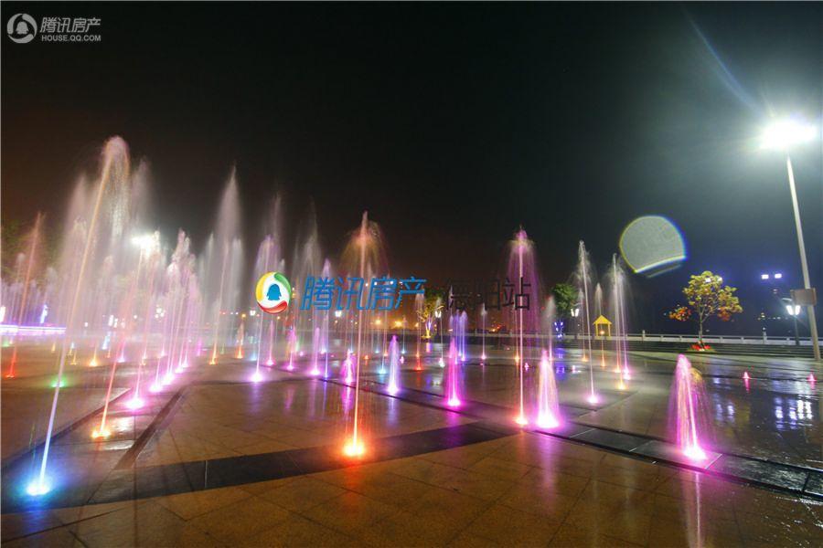 大名城音乐喷泉