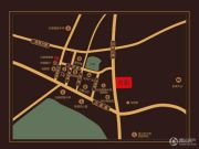 弘业・城市花园交通图
