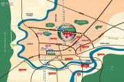 康桥融府交通图