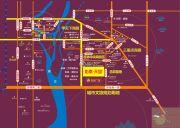 彰泰天街交通图