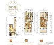 悦达・十里香溪4室2厅2卫260--294平方米户型图