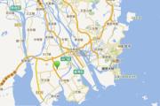 世荣碧水岸二期交通图