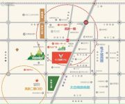 坤元TIME中心交通图