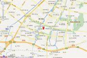 环球东方港城交通图