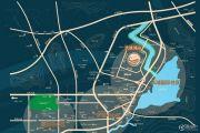 大族河山交通图