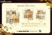 陆丰碧桂园5室2厅4卫245平方米户型图