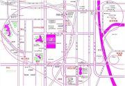 鸿业畔湖居交通图
