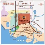 御珑国际城交通图