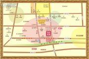 沔街花园交通图