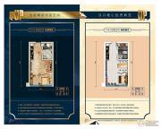 华中国际广场1室1厅1卫30平方米户型图