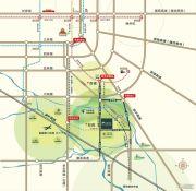 公园360°悦丽园交通图