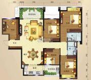 碧桂园・钻石湾5室2厅2卫140平方米户型图