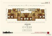 林立欣园2室2厅2卫87--129平方米户型图