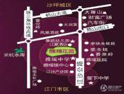 龙翔花园交通图