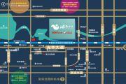 珠江青云台交通图