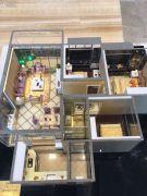 恒大悦府3室2厅1卫105平方米户型图